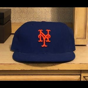 New York Mets official on-field team hat